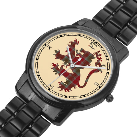 Lindsay Weathered Tartan Watch Lion Scottish Vesion K7