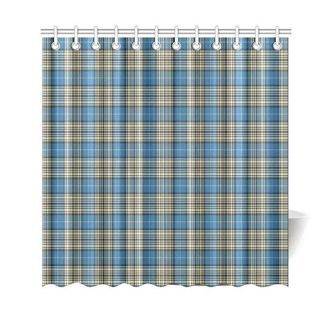 Tartan Shower Curtain - Napier Ancient | Bathroom Products | Over 500 Tartans