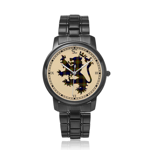 Image of MacLellan Modern Tartan Watch Lion Scottish Vesion K7