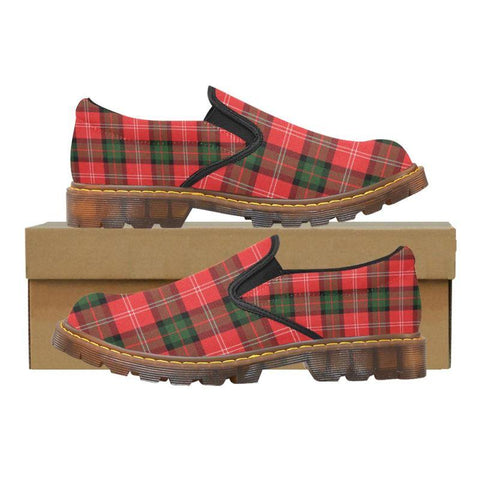 Tartan Martin Loafer - Nesbitt Modern | Men's Casual Loafers | Tartan shoes