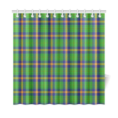 Tartan Shower Curtain - New Mexico | Bathroom Products | Over 500 Tartans
