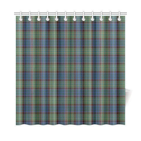 Tartan Shower Curtain - Nicolson Hunting Ancient | Bathroom Products | Over 500 Tartans