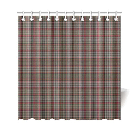 Tartan Shower Curtain - Nicolson Hunting Weathered | Bathroom Products | Over 500 Tartans