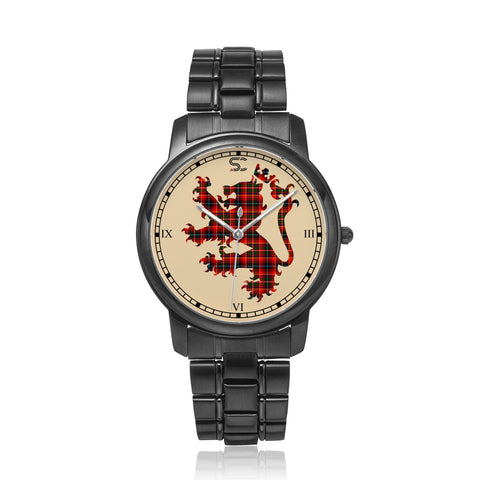 Innes Modern Tartan Watch Lion Scottish Vesion K7