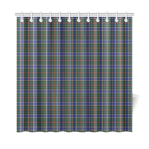 Tartan Shower Curtain - Ogilvie Hunting Modern | Bathroom Products | Over 500 Tartans