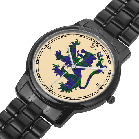 Image of Strachan Tartan Watch Lion Scottish Vesion K7