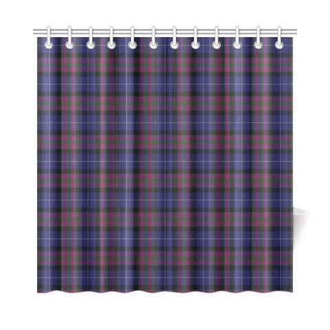 Tartan Shower Curtain - Pride Of Scotland | Bathroom Products | Over 500 Tartans