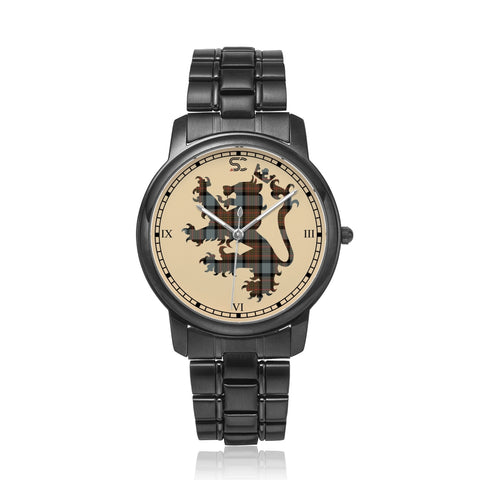 MacLaren Weathered Tartan Watch Lion Scottish Vesion K7