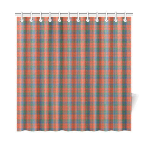 Tartan Shower Curtain - Robertson Ancient | Bathroom Products | Over 500 Tartans