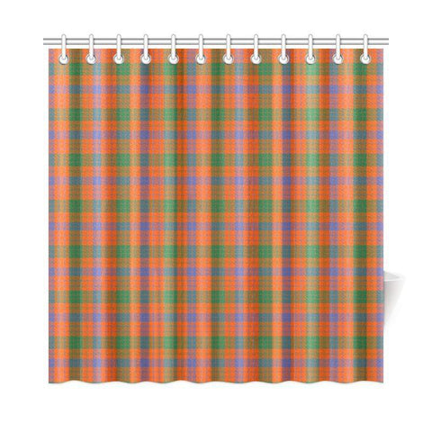 Tartan Shower Curtain - Ross Ancient | Bathroom Products | Over 500 Tartans