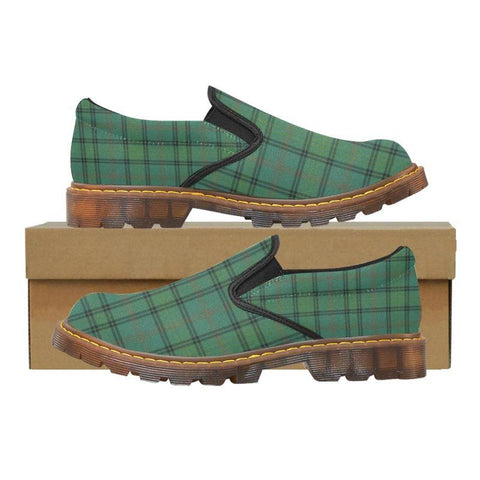 Tartan Martin Loafer - Ross Hunting Ancient | Men's Casual Loafers | Tartan shoes