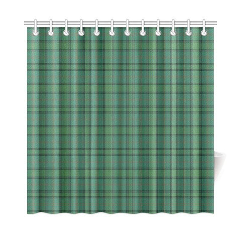 Tartan Shower Curtain - Ross Hunting Ancient | Bathroom Products | Over 500 Tartans