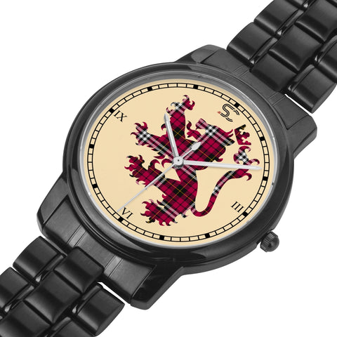 Little Tartan Watch Lion Scottish Vesion K7