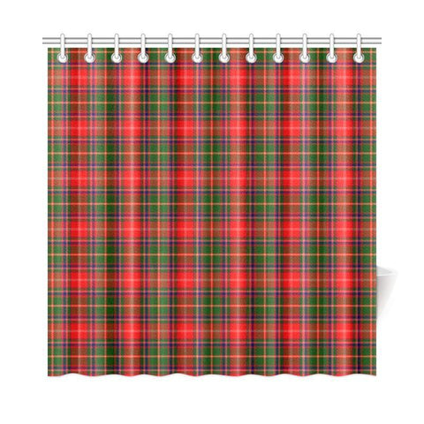 Tartan Shower Curtain - Somerville Modern | Bathroom Products | Over 500 Tartans