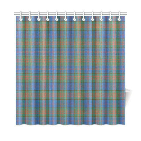 Tartan Shower Curtain - Stewart Of Appin Hunting Ancient | Bathroom Products | Over 500 Tartans