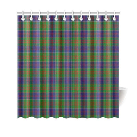 Tartan Shower Curtain - Stewart Of Appin Hunting Modern | Bathroom Products | Over 500 Tartans