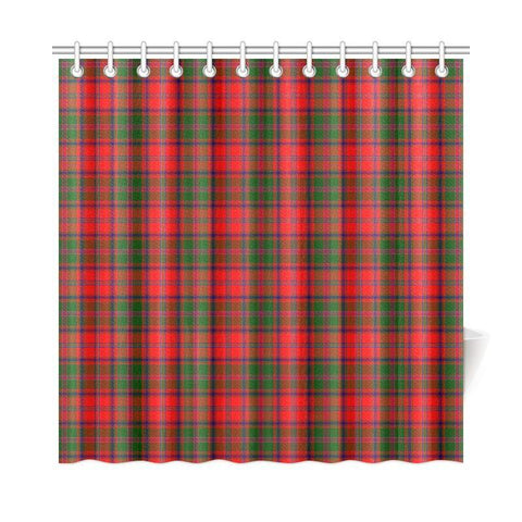 Tartan Shower Curtain - Stewart Of Appin Modern | Bathroom Products | Over 500 Tartans