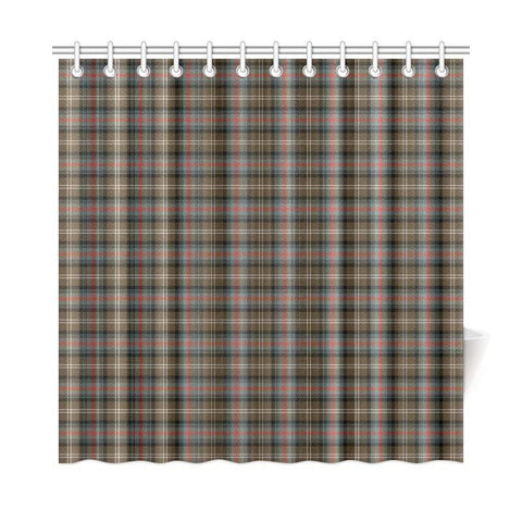 Tartan Shower Curtain - Sutherland Weathered | Bathroom Products | Over 500 Tartans