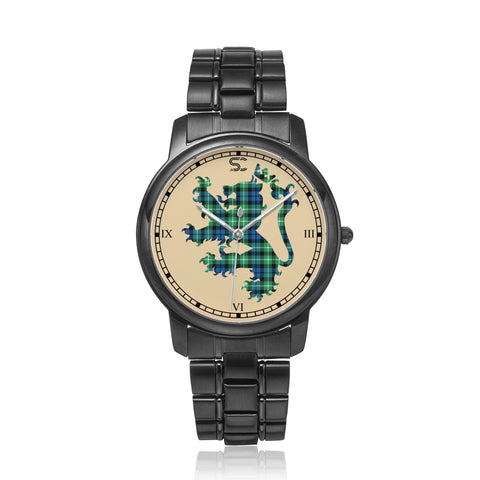 Graham of Montrose Ancient Tartan Watch Lion Scottish Vesion K7