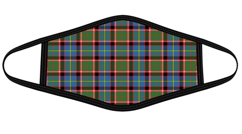 Stirling & Bannockburn District Tartan Mask K7