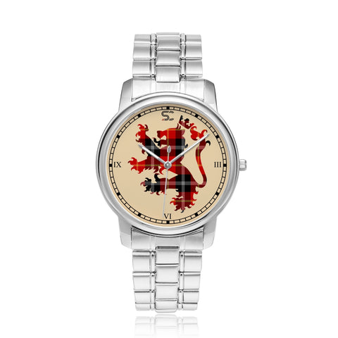 Image of Marjoribanks Tartan Watch Lion Scottish Vesion K7