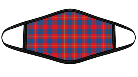 Galloway Red Tartan Mask K7