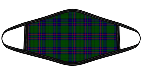 Image of Lockhart Modern Tartan Mask K7