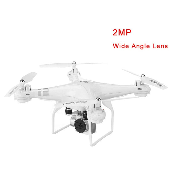 RC X52 Drone 0.3MP 2MP HD Camera Wifi FPV Drone