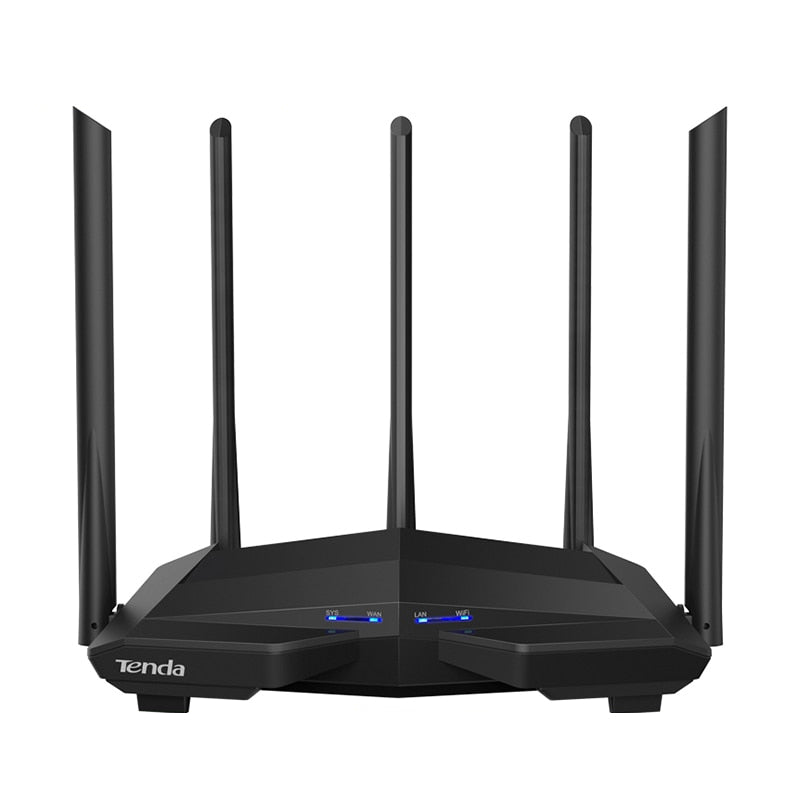 Tenda AC11 Gigabit Dual-Band AC1200 Wireless Router