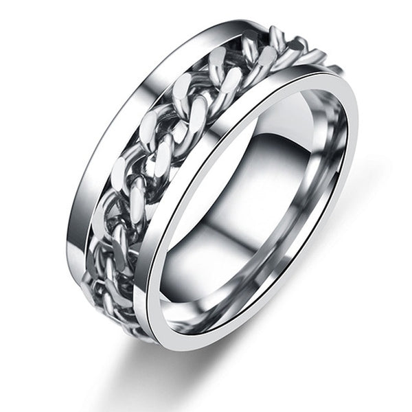 Ring for Men Women Titanium Rings