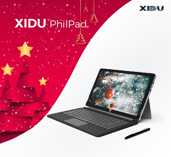 "XIDU Laptop PhilPad 13.3"" Computer 2 in 1 tablet Touchscreen Ultra Notebook Window 10"