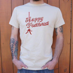Happy Festivus! T-Shirt (Mens)