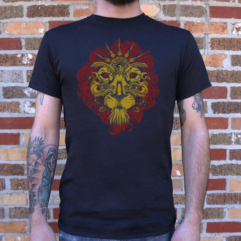 Leo The Lion T-Shirt (Mens)