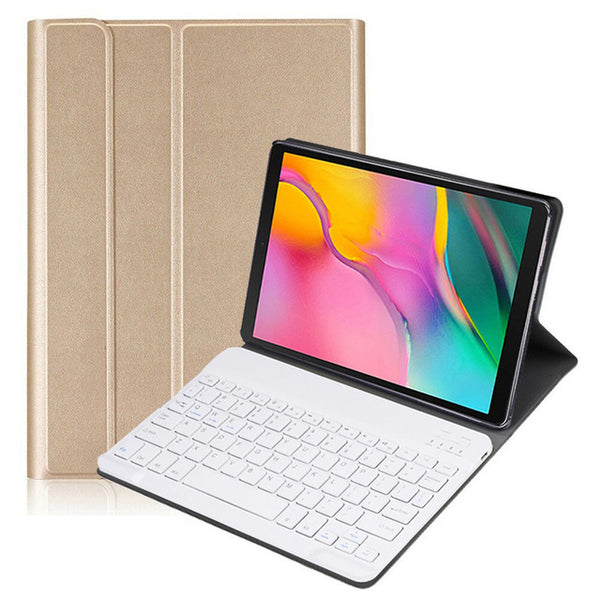 Mosunx Wireless Keyboard Case For Samsung Galaxy Tab A 10.1