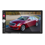 7 Inch Car Video Player with HD Touch Screen Bluetooth Stereo Radio