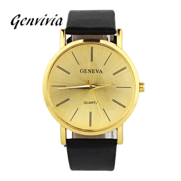 Genvivia 2017 Ladies Casual Quartz Wristwatch