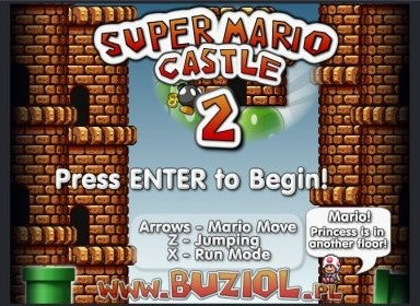 Super Mario Castle 2 for PC