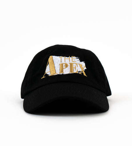 Apex Shadow Black Dad hat - JPaceDesigns