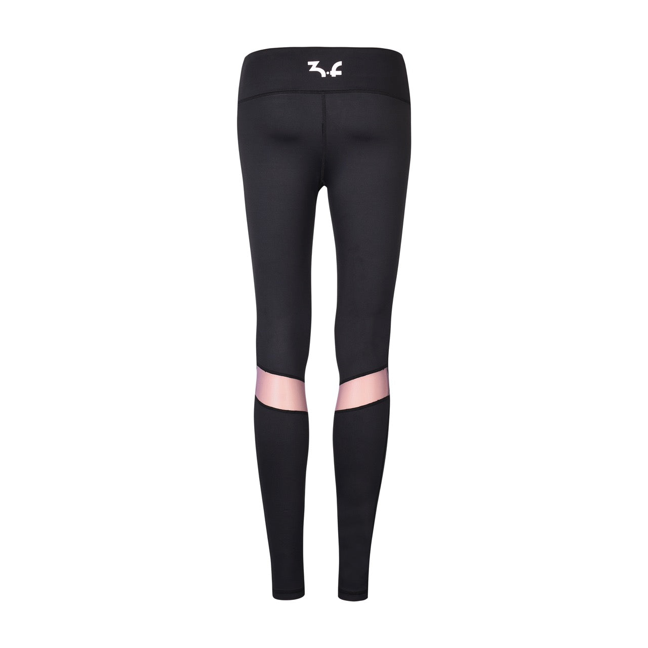 "Your workout legging ""Femke"" with knee scrunches - IAM3F"
