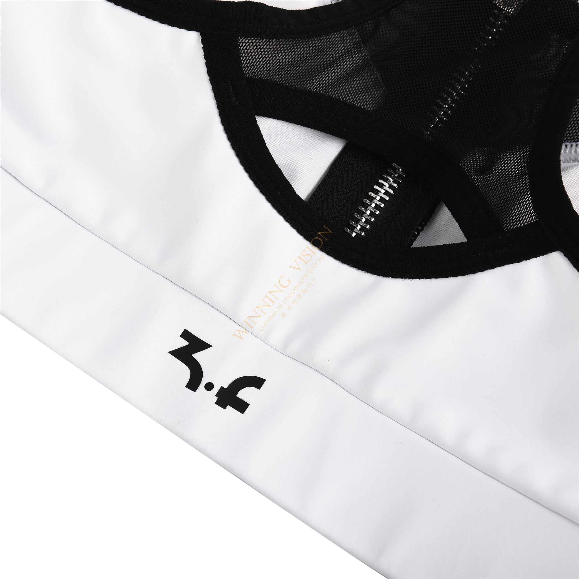 "Bamboo made women's sportsbra ""Alex"" - IAM3F"