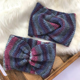 Plum Ear Warmer (2 Styles)