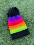 Bright Stripes Beanie