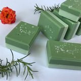 Rosemary Mint Soap Salt Bar