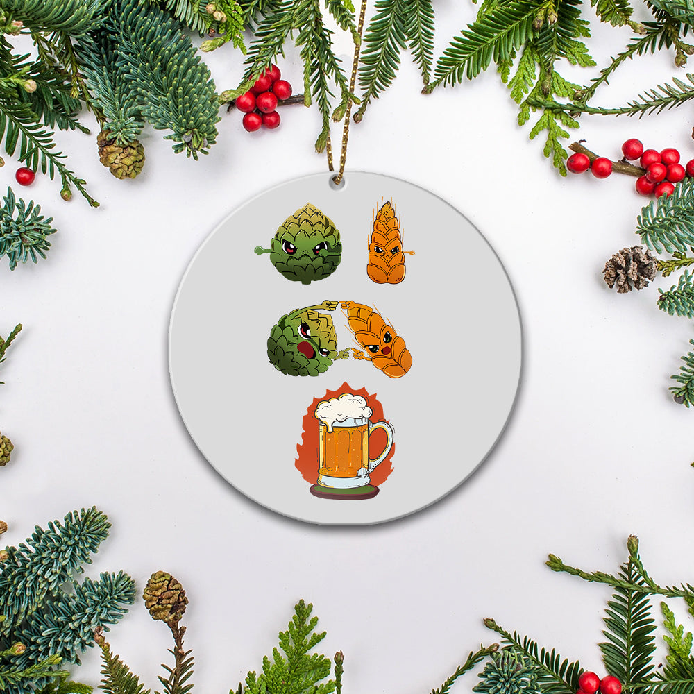 Christmas Beer Ornament xtxp28102014