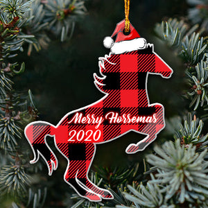 Merry Christmas animal farm ornament aanh03112003-07