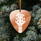 Pick Guitar Mica Ornament blhn12112023