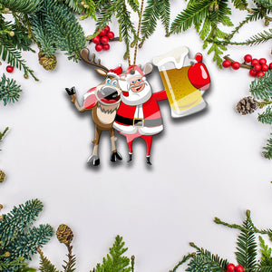 2020 Beer Christmas Mica Ornaments xtxp13112011 - xtxp13112013