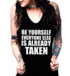Be yourself T shirt-bdnh14092001