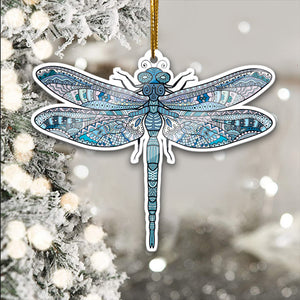 Dragonfly Mica Ornament blvh11112002
