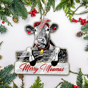 Farm Animals Mica Ornament